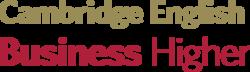Cambridge Business (BEC) Higher C1